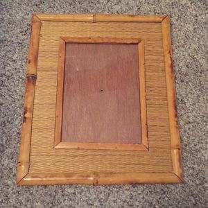 Other - Bamboo Wicker Frame
